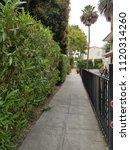 Small photo of Cut Through Sidewalk in West Beach Neighborhood - Santa Barbara