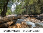 yosemite national park... | Shutterstock . vector #1120349330