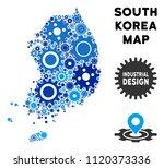 repair service south korea map... | Shutterstock .eps vector #1120373336