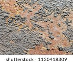texture of rusty iron. aged... | Shutterstock . vector #1120418309