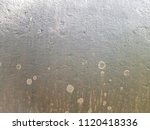 texture of rusty iron. aged... | Shutterstock . vector #1120418336