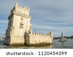 lisbon  portugal   april 21... | Shutterstock . vector #1120454399