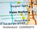 palm harbor. florida. usa on a...   Shutterstock . vector #1120492073