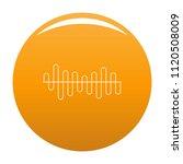 equalizer volume sound icon.... | Shutterstock .eps vector #1120508009
