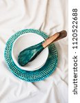 close up photo of handmade... | Shutterstock . vector #1120522688