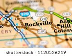 rockville. maryland. usa on a... | Shutterstock . vector #1120526219