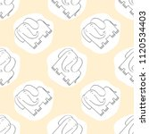 abstract seamless pattern.... | Shutterstock .eps vector #1120534403