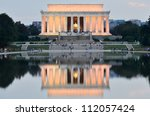 Washington Dc  Lincoln Memoria...