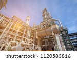heat exchanger set   complex... | Shutterstock . vector #1120583816