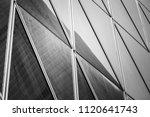 Commercial building detail ...