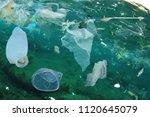 Plastic Ocean Pollution....