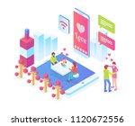 modern isometric smart online...