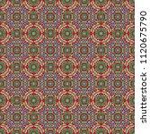 hand drawn seamless pattern....   Shutterstock .eps vector #1120675790