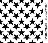 modern geometric star pattern....   Shutterstock .eps vector #1120695980
