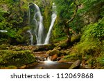 Posforth Gill Waterfall In The...