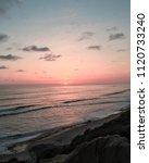 pacific ocean view in carlsbad... | Shutterstock . vector #1120733240