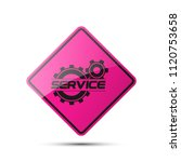 set service icons image of...   Shutterstock .eps vector #1120753658