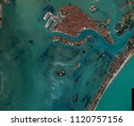 Venice Seen From Space. Venice...