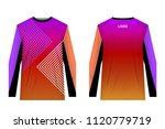 templates jersey for mountain... | Shutterstock .eps vector #1120779719