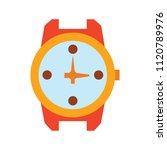 hand watch icon  wristwatch...   Shutterstock .eps vector #1120789976