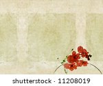 lovely background image with... | Shutterstock . vector #11208019