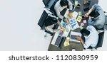 creativity business ideas... | Shutterstock . vector #1120830959