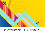 vector abstract background... | Shutterstock .eps vector #1120895750