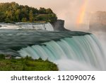 The American Falls From The...