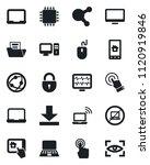 set of vector isolated black... | Shutterstock .eps vector #1120919846