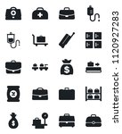 set of vector isolated black... | Shutterstock .eps vector #1120927283