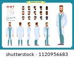 doctor man character... | Shutterstock .eps vector #1120956683