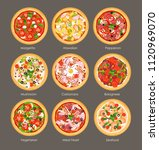 vector illustration set of... | Shutterstock .eps vector #1120969070