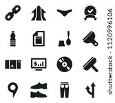 set of simple vector isolated...   Shutterstock .eps vector #1120996106