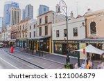 sydney  australia   december... | Shutterstock . vector #1121006879