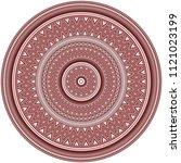 geometric patterns in... | Shutterstock .eps vector #1121023199