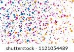 background of splash dot ... | Shutterstock .eps vector #1121054489