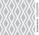 vector seamless pattern.... | Shutterstock .eps vector #1121125193