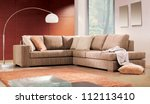 living room | Shutterstock . vector #112113410