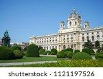 beautiful architecture of... | Shutterstock . vector #1121197526