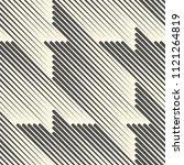seamless diagonal line design.... | Shutterstock .eps vector #1121264819