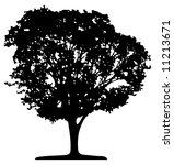 vector tree | Shutterstock .eps vector #11213671