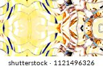 colorful abstract pattern for...   Shutterstock . vector #1121496326