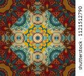 digital art abstract seamless... | Shutterstock .eps vector #1121512790