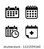 vector business plan... | Shutterstock .eps vector #1121559260