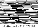 random chaotic lines abstract... | Shutterstock .eps vector #1121579120