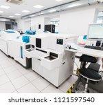saint petersburg  russia  ... | Shutterstock . vector #1121597540