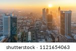 frankfurt am main   beautiful... | Shutterstock . vector #1121654063