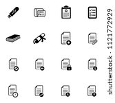 vector document file format  ... | Shutterstock .eps vector #1121772929