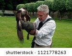 dunrobin castle  scotland  ... | Shutterstock . vector #1121778263