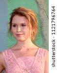 los angeles   jun 26   eliza... | Shutterstock . vector #1121796764